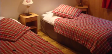 Single beds bedrooms